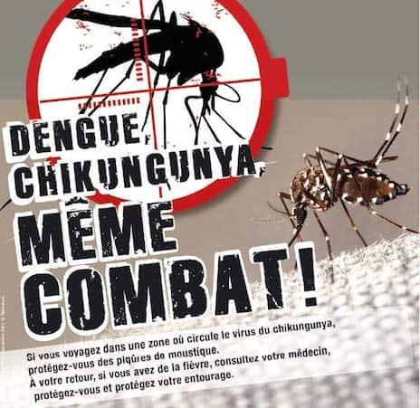 zika dengue chikungunya