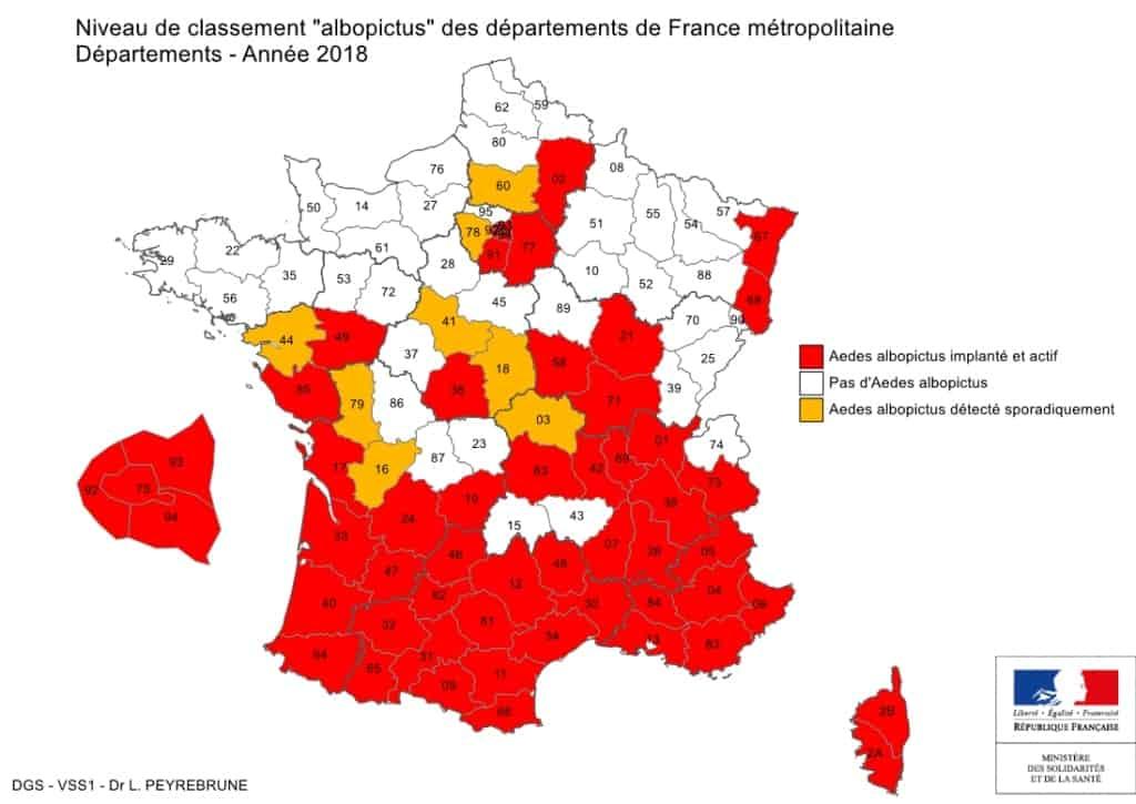 ZONE FRANÇAISE À RISQUE