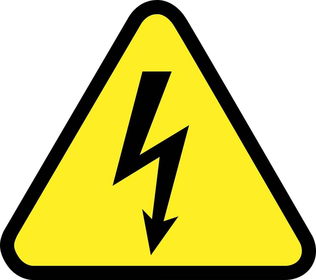 danger raquette électrique