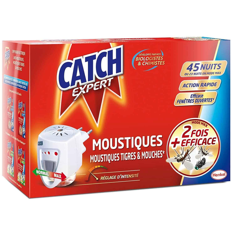 prise moustique catch