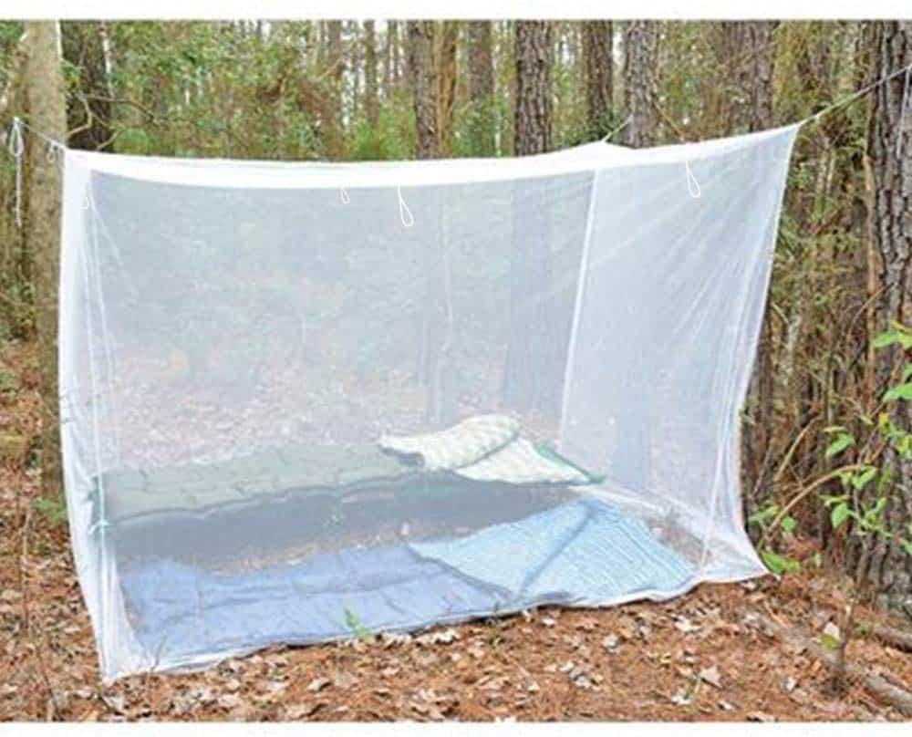 moustiquaire camping