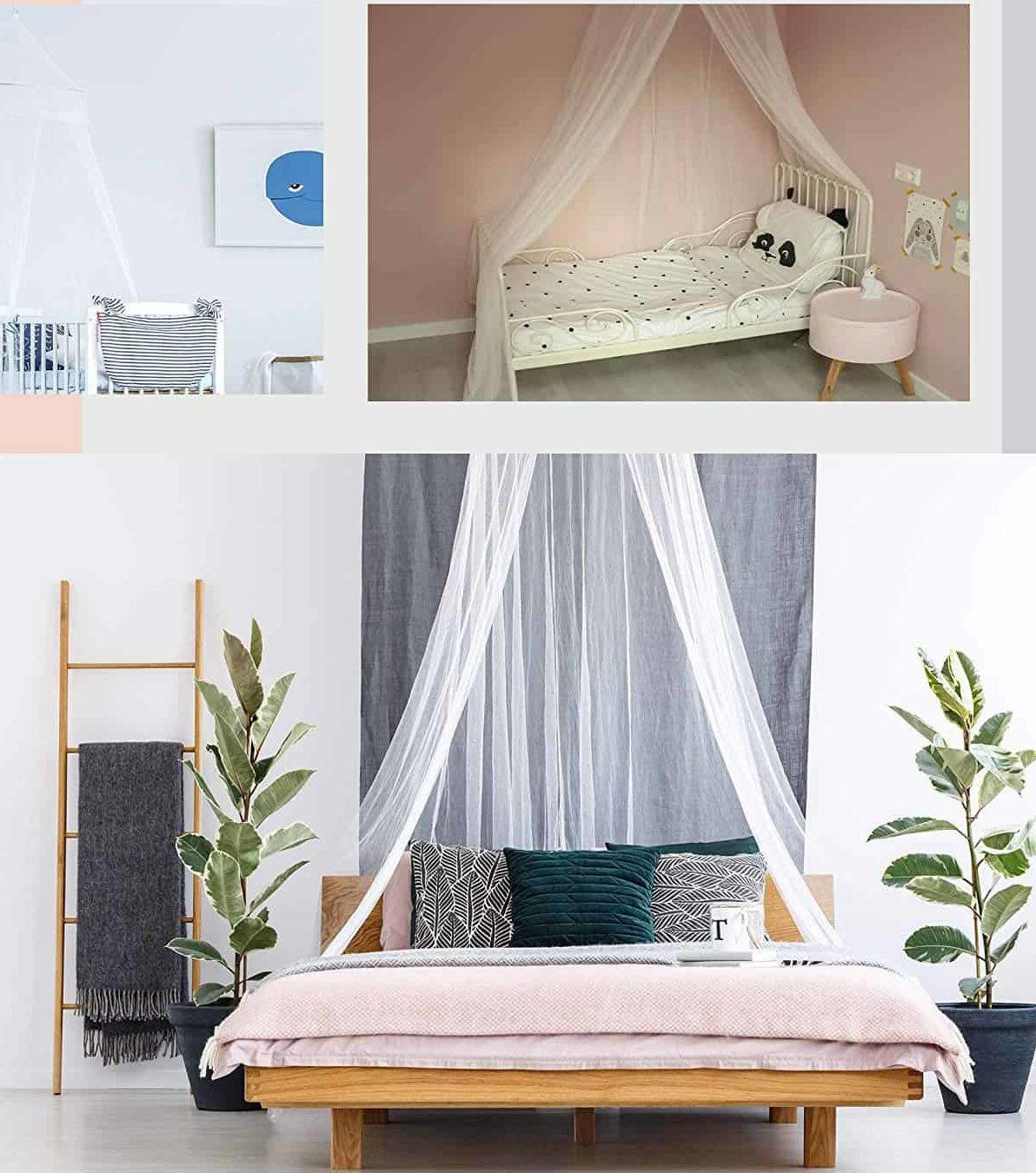 Comment Choisir Ses Rideaux comparatif : moustiquaire de porte, de fenêtre, de lit. que