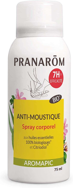 spray antimoustique naturel