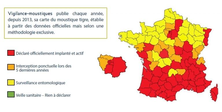 croissance moustique France