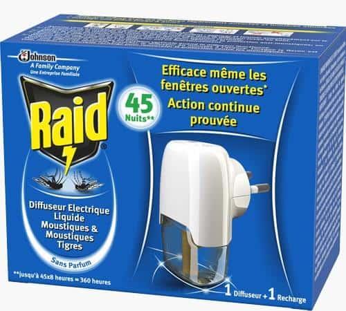 prise moustiques
