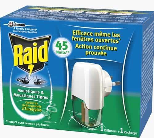 raid diffuseur électrique