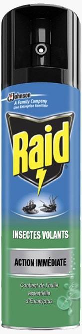 raid insecticide aerosol