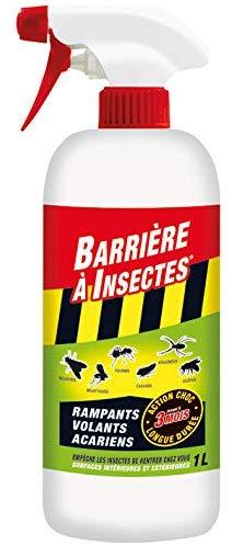 Barrière à insectes spray