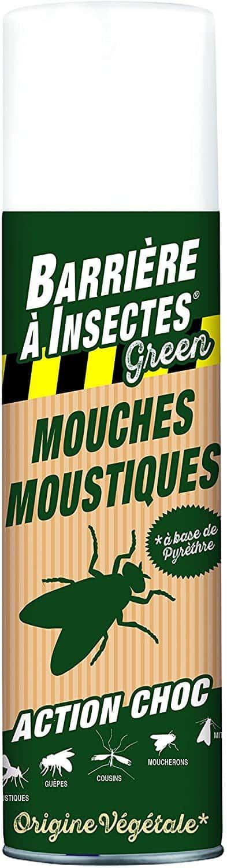 barrière à insectes moustique