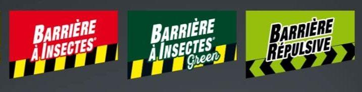 Logo de la marque Barrière à insectes