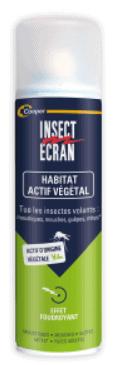 Insect Ecran Actif Végétal pour l'habitat